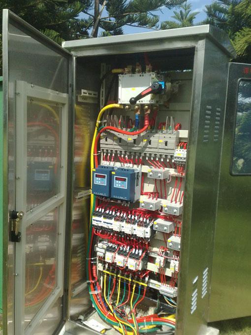 排污水泵远程控制系统