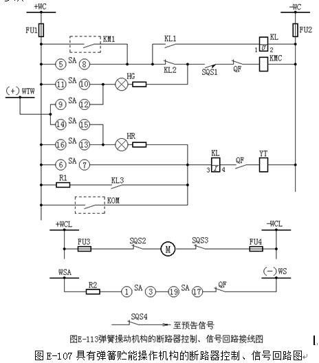 一、高压开关柜有哪些二次回路 高压开关柜一般是用于对高压电动机起监视、控制、测量以及继电保护作用的电气柜。从我厂高压电动机继电保护、测量及表计配置情况来看,开关柜包含有测量及表计的交流电流回路、电流速断及过负荷保护的交流电流回路、接地故障检测回路、连锁跳高压电机回路、测量及表计的交流电压回路、低电压保护回路、控制小母线合闸回路(连锁、开关柜按钮、控制)、控制小母线跳闸回路(控制、开关柜按钮、事故按钮、低电压、连锁、保护)、绿灯回路、红灯回路、速断回路、连锁继电器回路、事故音响回路、合闸线圈回路等。 二、怎