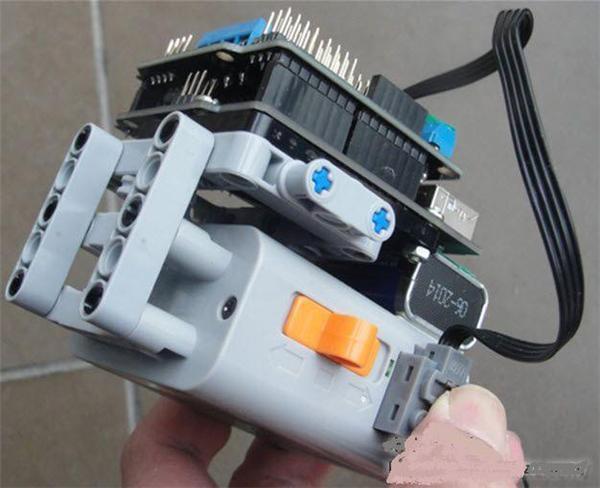 arduino 电风扇_arduino温控风扇