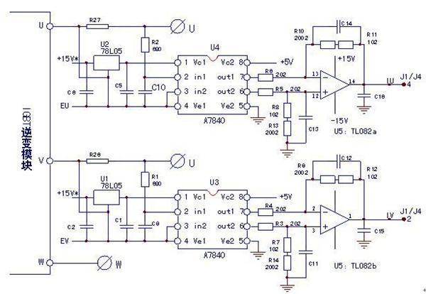 电路 电路图 电子 原理图 600_414