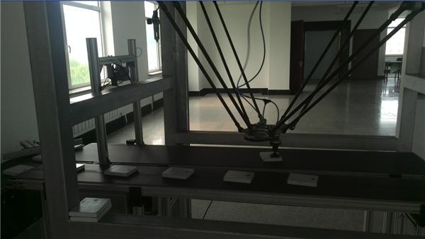 大连出差见闻之——并联机器人控制系统-专业自动化
