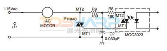 过零触发   600   5   1000v/us   dip-6    moc3081   过零触发