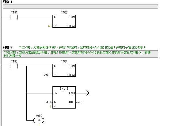 对网友求助问题的几个回帖展示之四十二 本文四例都是网上的求助帖,涉及PLC及电工理论与计算等问题,现整理展示给大家,供大家分析讨论。如有不妥之处,请给予指正,本人深表感谢! 一、求助帖:西门子的s7-200microwin 如何实现计时功能?就是说比如倒计时2秒后启动开关如何实现有几种方式 回复:可有以下几种方法: 1、用通电延时定时器 T0N 编程:按下按钮,使M0.