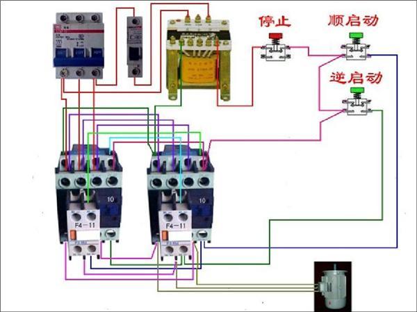 电工接线电路图大全