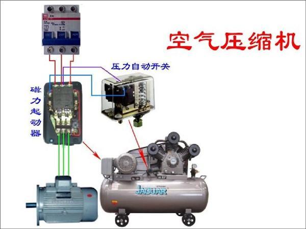 电工接线电路图大全-专业自动化论坛-中国工控网
