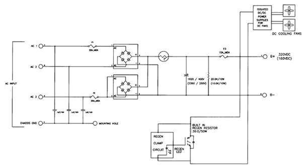 对一求助帖提供的整流电路原理图的分析与改动-专业