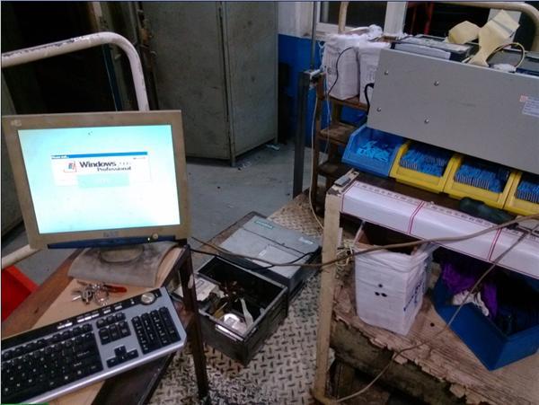 工业平板电脑一体机节能环保研华
