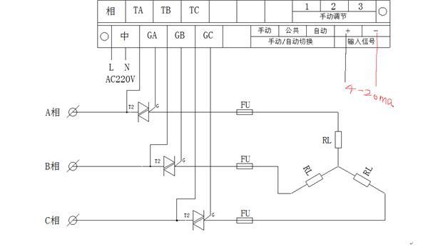 双向可控硅控制-专业自动化论坛-中国工控网