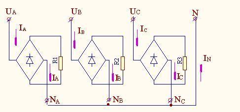 单相交流调压电路波形图