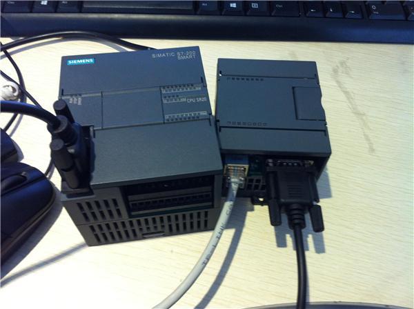西门子S7 200 Smart PLC如何连接wincc 组态王 力控 intouch等上位软件