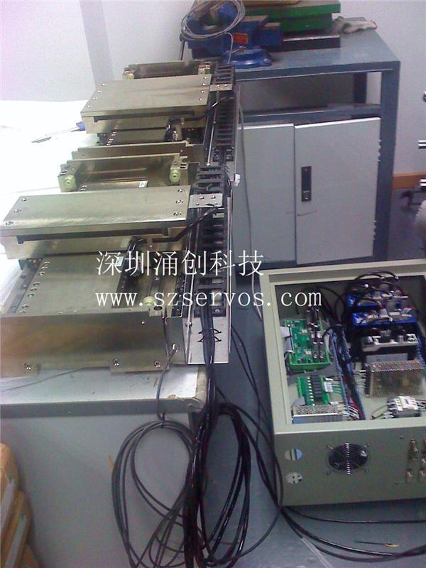 pmac运动控制卡_国产直线电机位移平台,定位精度是否可以做到1um?-专业自动化 ...