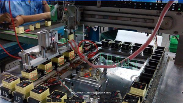 泛华测控推出多工位汽车传感器测试台