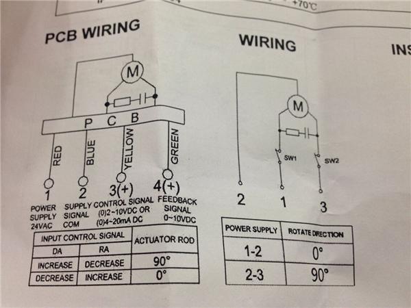 施耐德昆腾系列140aco13000模块接线问题-专业自动化
