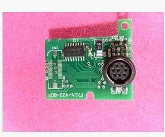 三菱fx1n安装了fx1n-232-bd 通讯模块怎样和电脑