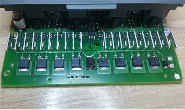 331-7kf02损坏,这是个什么元件,怎么买不到?