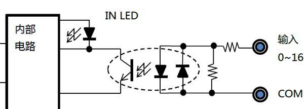光耦npn转pnp电路图