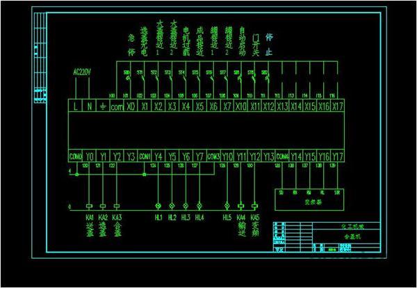 台达vfd-e 系列变频器应用于压盖机控制系统