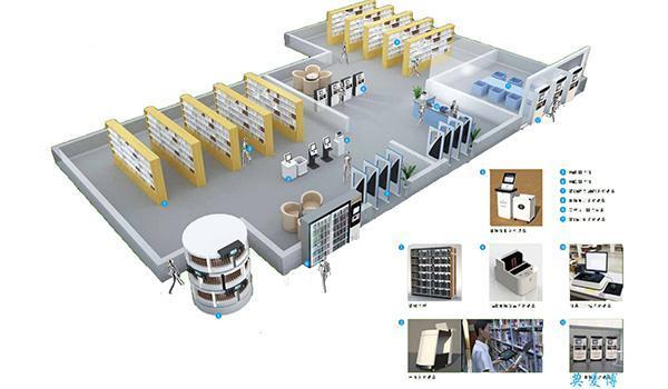 rfid图书馆管理系统解决方案-专业自动化论坛-中国