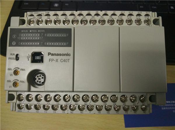 PLC 控制伺服电机 接线问题