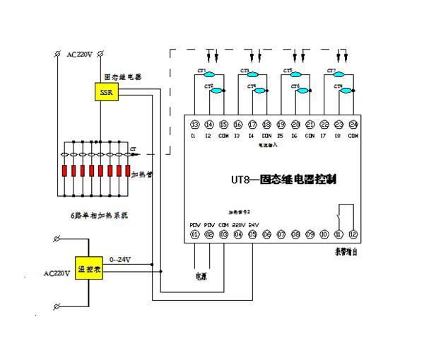 加热器断线报警器最全电路图-专业自动化论坛-中国