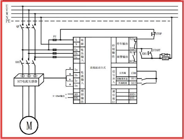 三、PDM810MRL 系列产品主要特点  PDM810MRL系列智能电动机保护控制装置是针对低压电动机控制系统设计,超小外型尺寸,适用于GCK、 GCS、GGD、MNS等各种抽出式(包括1/4抽屉)、固定式及混合式的柜型安装。具有方便安装、布局合理、维护方便、节约电缆、安全可靠等多种优点;  全面采用嵌入式 SOC(System On Chip 片上系统)设计、32 位 DSP(Digital Signal Processing 数字信号处理技术和冗余现场总线技术,交流采样采用优化全波 FFT(Fas
