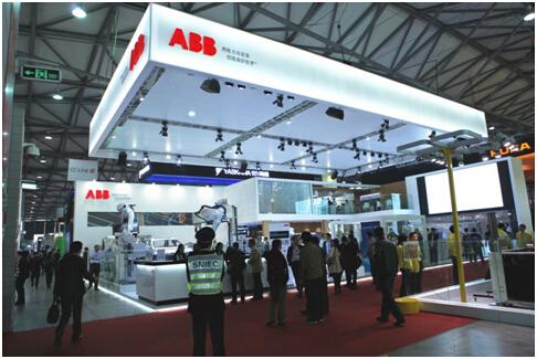 """直击2014工博会:ABB的机器人""""盛宴"""""""