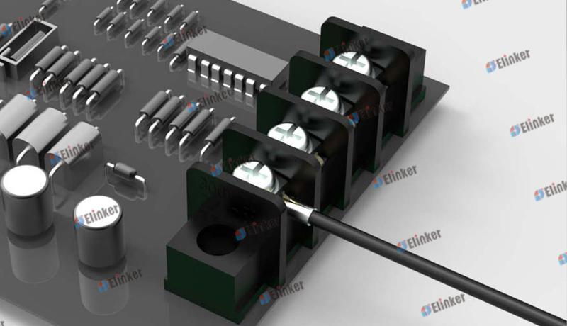 栅栏式型号代码为LW;中间针位代码为C;旁边针位代码为B;带固定位代码为M;弯针型代码为R;焊线型代码为Q;LW栅栏式产品结构简单,板式压线方式,直观,牢固;线径范围:0.5mm-6mm 印标志功能: 接线端子产品可单独采用印志和印字的方法对产品进行标记以利于更好的识别。 产品结构图 :