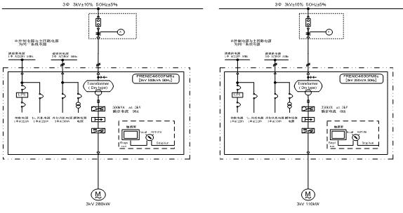 富士高压变频器在钢厂水泵上的应用-富士frenic4600