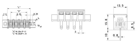 电路 电路图 电子 工程图 平面图 原理图 569_179