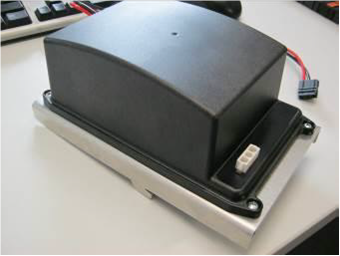 普尔世电源应用于转杯纺纱机设备