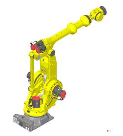 0iA/35M小型搬运机器人-FANUC机器人2014年新品汇总