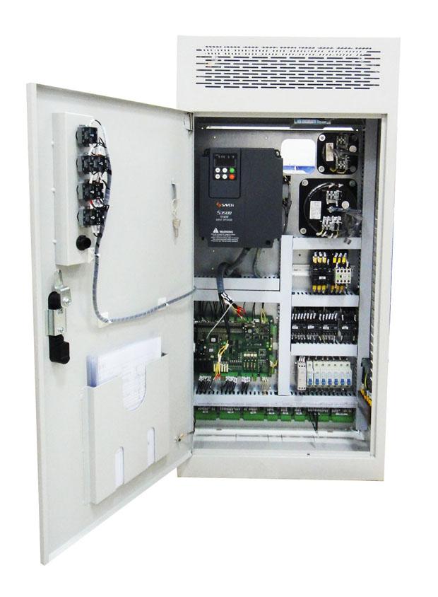 台湾三碁电梯控制系统电梯控制柜-中国工控网