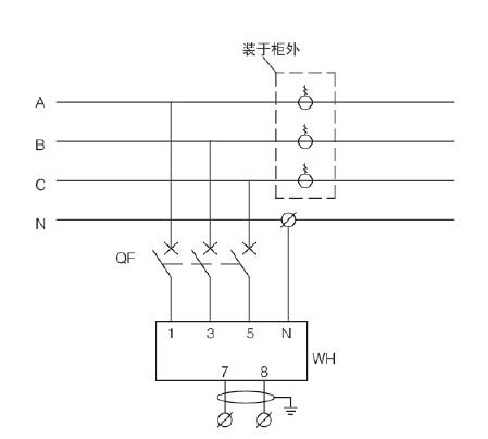 安悦翔v5的空调电路图