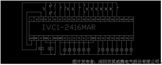 英威腾IVC1 PLC在餐梯控制系统上的应用-楼层到站开门提示灯及到站钟-技术文章-中国工控网