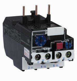 接触器及热继电器