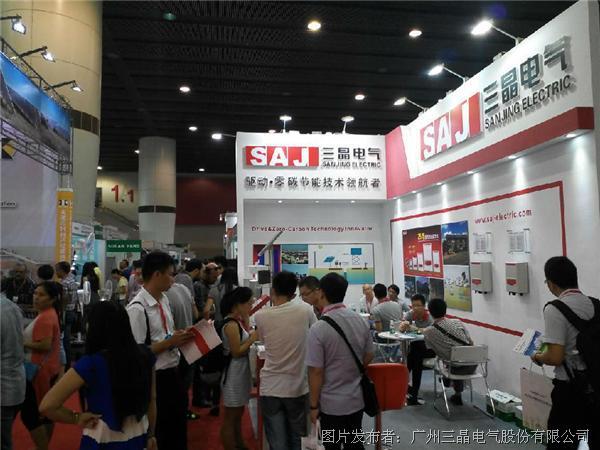 本次展会,三晶电气隆重推出了更智能、更高效、更轻便、更可靠的plus系列产品Sununo Plus 1K、Sununo Plus 3K、Sununo Plus 5K-M、Suntrio Plus 10K等各型号机器,plus系列以25年度电利润最大化为卖点,并以独特的环保式设计、更高的防护等级、简易的安装方式吸引了国内外众多参展商家驻足咨询;展会第一天就引起上百家国内外企业驻足围观,纷纷前来询问关于plus系列产品的分销与合作意向。