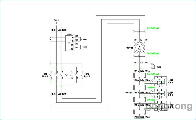 起重机调压调速控制器在桥式起重机中的应用