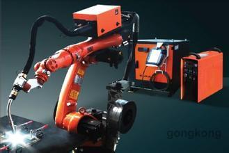 焊接机器人优点简述