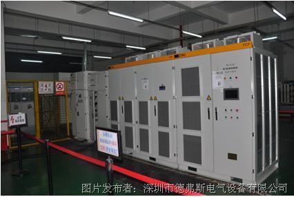 8)高压变频器软起/同期切换专用高压变频
