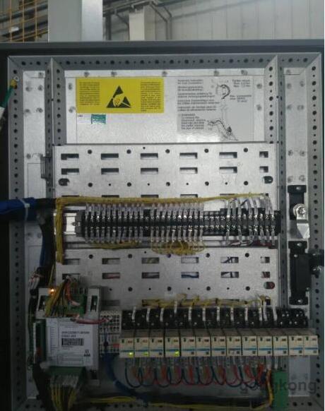 基于abb机器人的码垛控制系统设计
