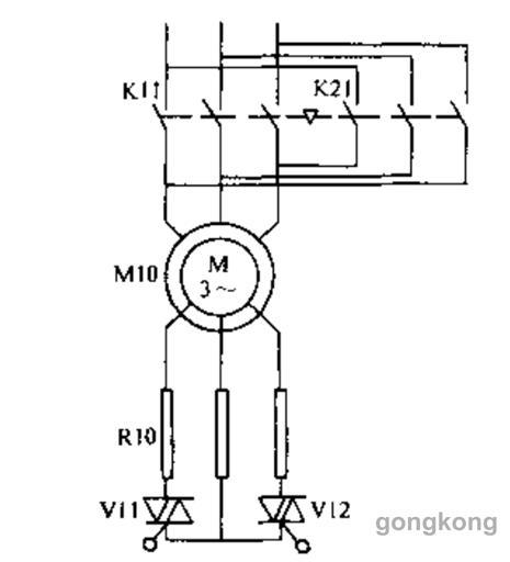 □转子晶闸管脉冲调速正在起重机电气体例中的