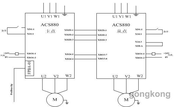 acs150控制电路图