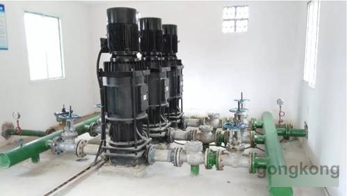 逆变器 成功应用于国内首个多级多泵高效节水提灌站