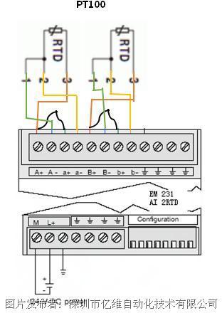 知识分享:em231热电阻接线问题-em231热电阻接线