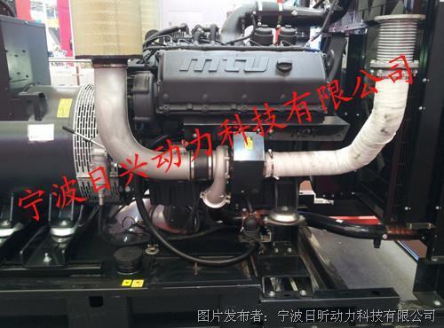 高温水循环是通过柴油机内部冷却缸套