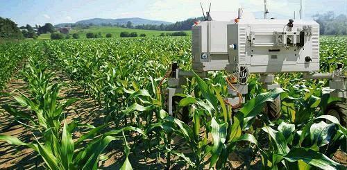 """未来农业:机器人与你一起""""锄禾"""""""