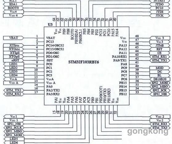 本文采用的温湿度传感器是shtix系列,此传感器电阻温度系数大,感应