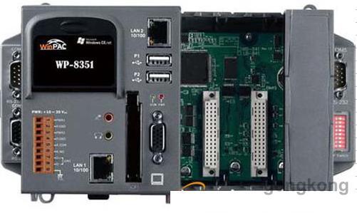 辑的可编程逻辑控制器(PLC)对I/O信号的控制.大多数PLC使用