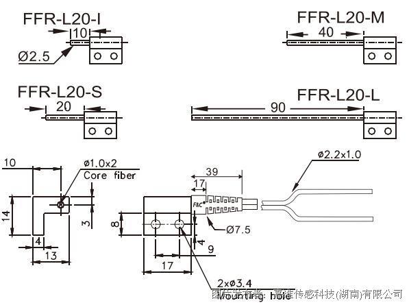 配套使用光纤放大器