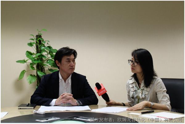 欧姆龙松山信也:引领中国智能制造的三个key